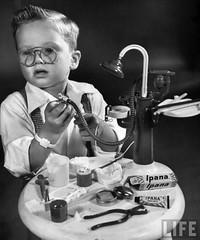 Toy Dentist Set