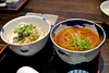 Photo:Soba and Egg Donburi By
