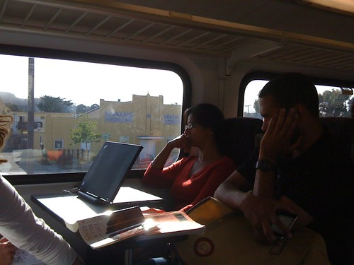 On board CalTrain 369 possible fatality near San Bruno