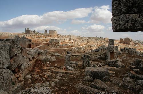 Serjilla, Syria, September 2008