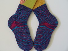 Monkey for my sockapalooza 4 pal