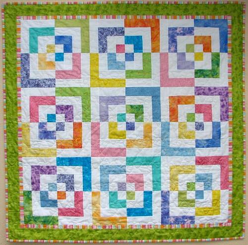 Quilt # 2364 (Sue's Quilt)