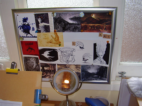 Cloud & Ashes: Reference 1