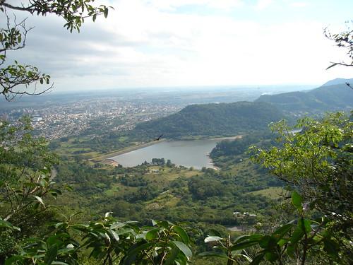 32ª Trilha - Morro do Platô - Santa Maria RS - 20.04.2008 por Clube Trekking Santa Maria RS - BRASIL.