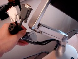 Assembling the EVO LCD Arm - 15