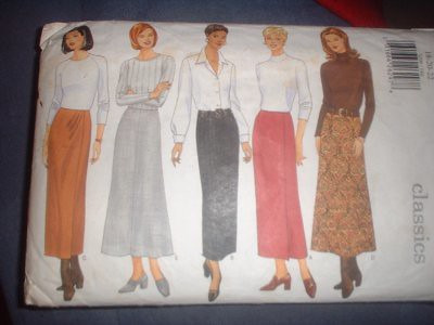the pattern i was making up is on the far right, but intended to be knee length rather than mid calf