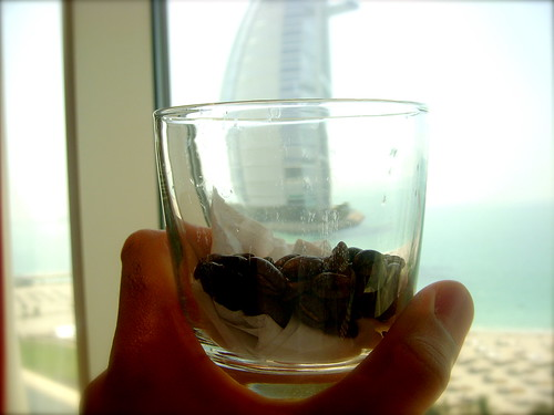Burj al Arab coffee
