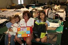 New Toys for shelter residents, Houston, Texas