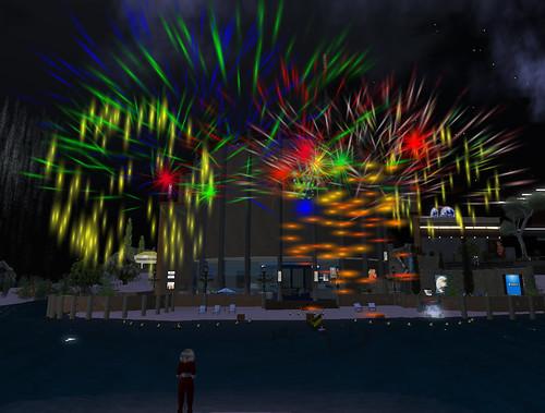 Fireworks from F&D Fireworks