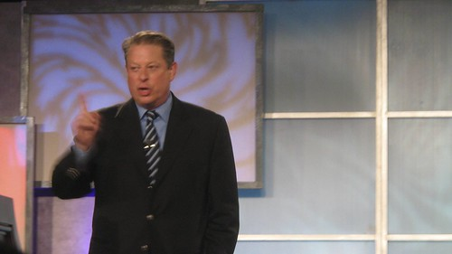 Al Gore at Web 2 Summit