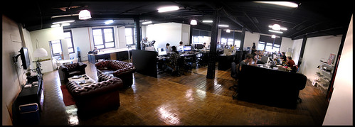Holler office in Surry Hills