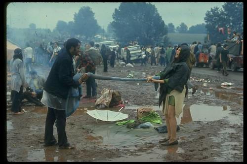 Gee, Woodstock Looked Like Fun by John McNab.