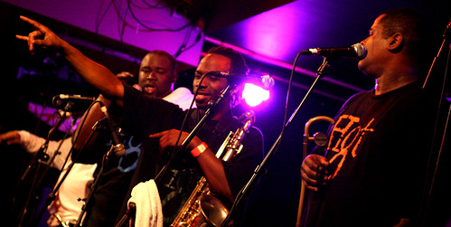 Hot 8 Brass Band - Whelans