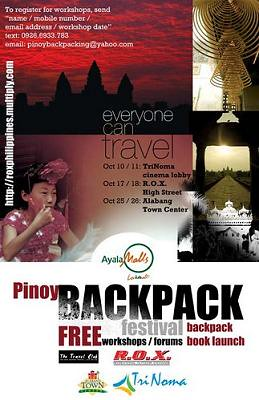 Pinoy Backpacking Festival