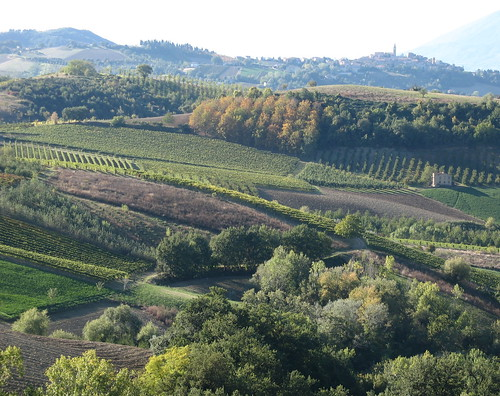 "Foto ""Le Marche landscape"" by Sgobbone  - flickr"