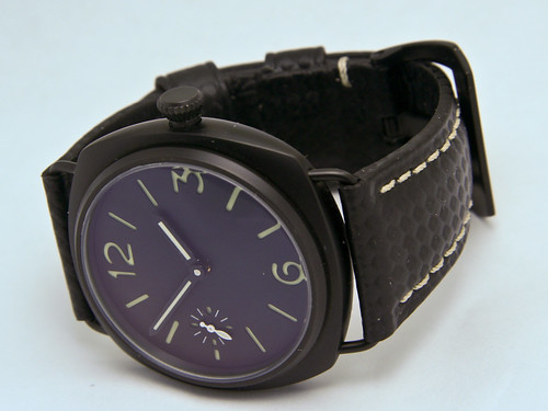 Marina Militare Black Seal Ceramic