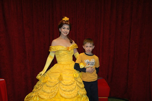 T with Belle
