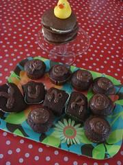 chocolat cupcakes & whoopie pies