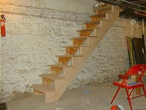 Concrete Stair Treads Near Me Single Concrete Steps Green Home   Precast Concrete Basement Steps Near Me   Basement Ideas   Concrete Slab   Basement Entrance   Bilco Doors   Walkout Basement