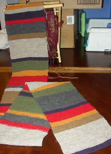 dr. who scarf 6