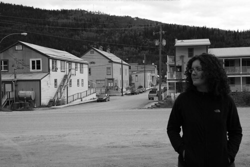Me in Dawson City by you.