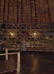 Eve Inside the RoundBarn