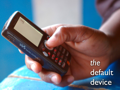 Africa's default device