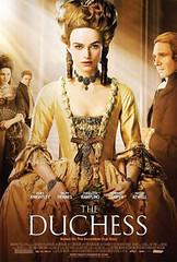 The Duchess poster movie