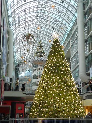 Toronto's Eaton Centre