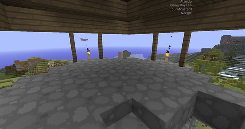 Minecraft - Observation Deck