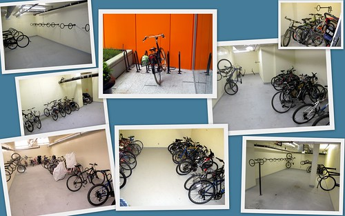 Loads of Bike Parking