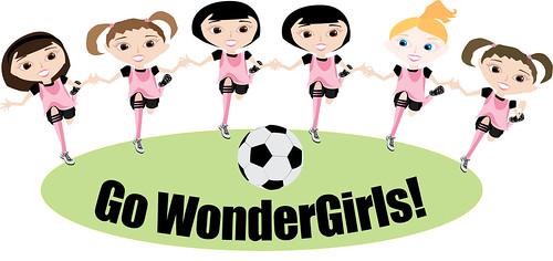 Go Wondergirls!