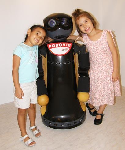 robot girls