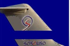Sosoliso Airplane from Website