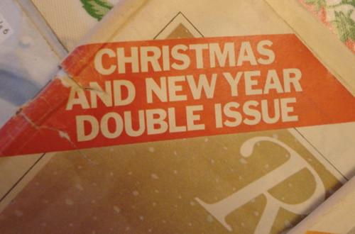 Christmas Radio Times 1983