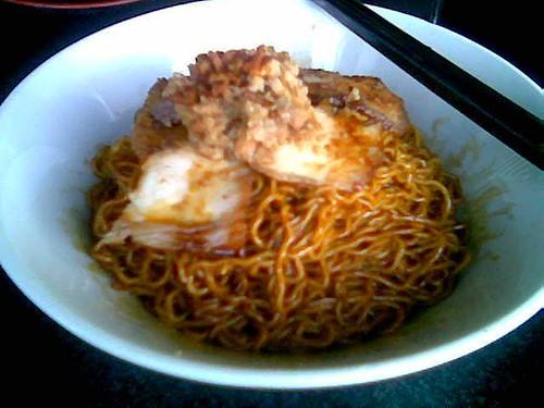 Rasa Sayang kampua with soy sauce