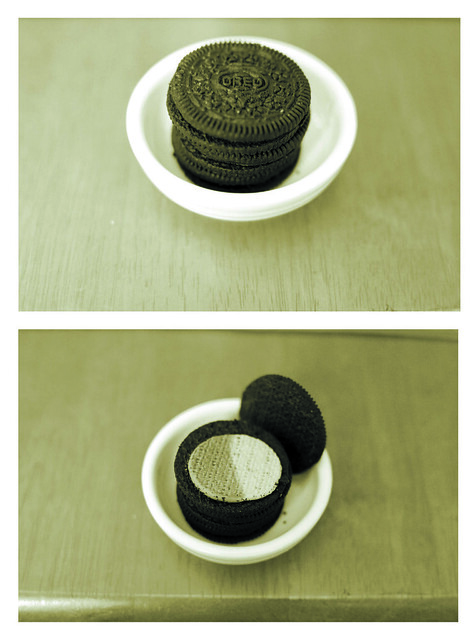 The weekend: Oreo