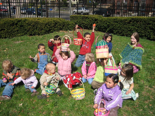 Regent Sq. Easter Egg Hunt
