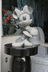 Minnie Mouse  Tombstone
