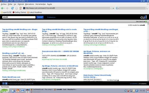 nuevo motor de búsquedas de google