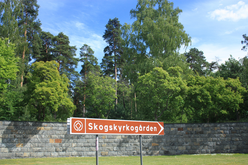 Skogskyrkogarden Stockholm
