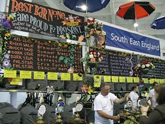 Great British Beer Festival at Earl's Court Exhibition Centre