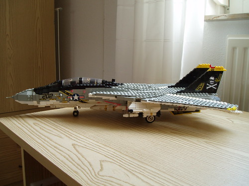 F-14A (by Mad physicist)