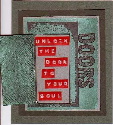 Door Card One - Inside