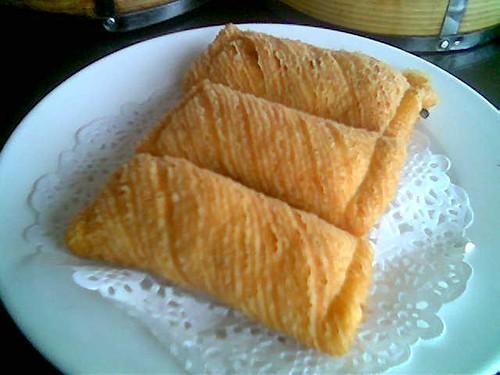 Sibu's Mitsu durian pastry