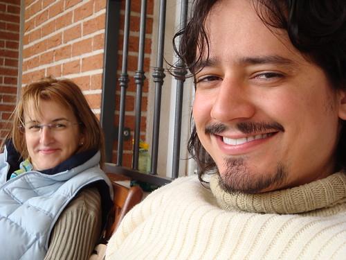 Héctor Sonriendo