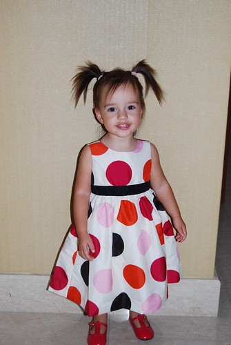 Riley's Birthday Dress