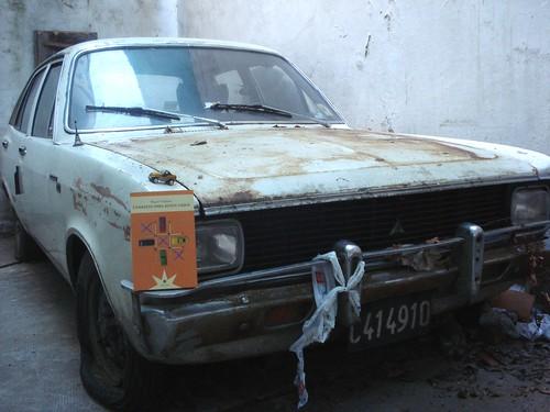 cuarteto para autos viejos #2