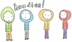 Hoodies-sketchbook