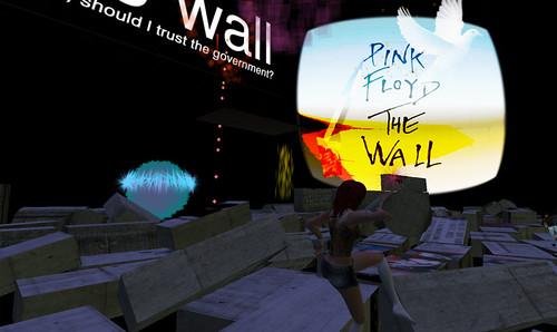 TEAR DOWN THE WALL!!!!